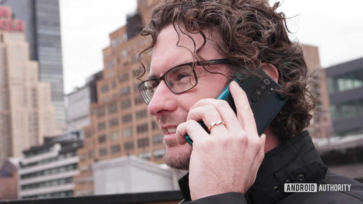 Redmi Note 8 Pro обзор телефонного звонка