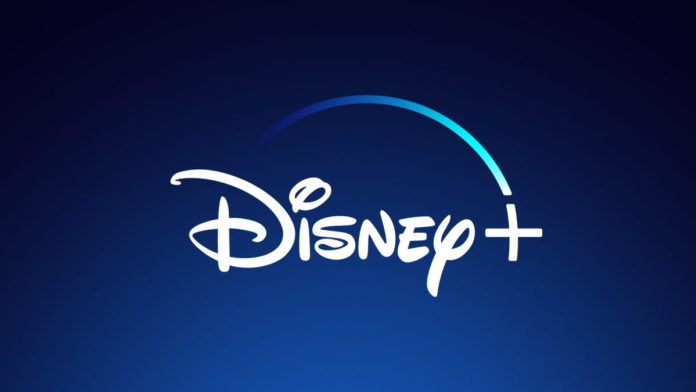The Disney Plus logo.