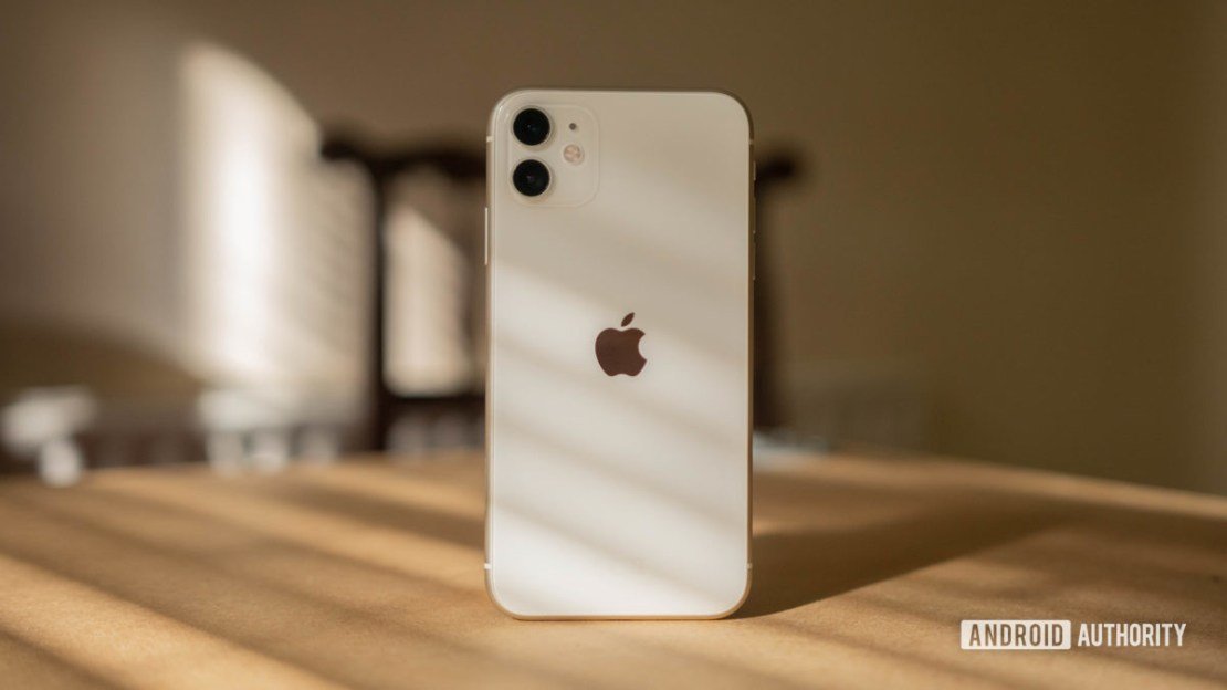 iphone 11 rear