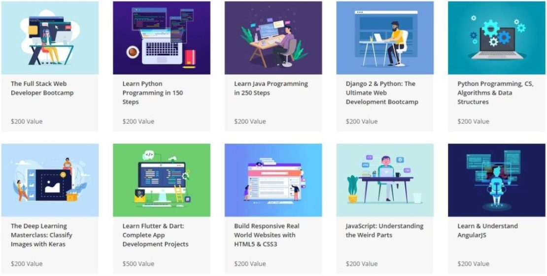 2020 Learn to Code Courses