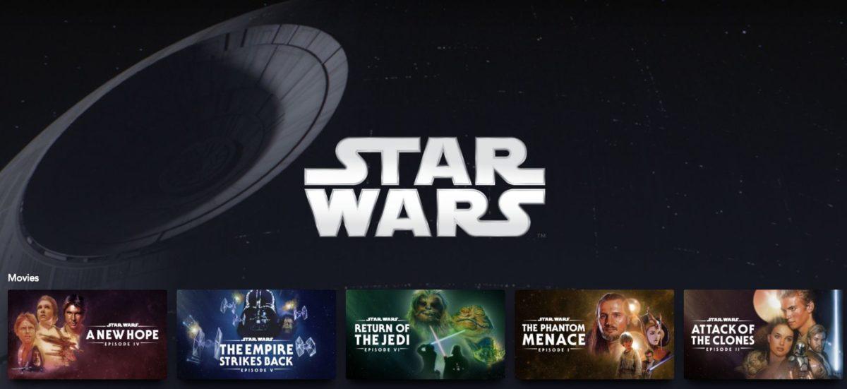 disney plus star wars