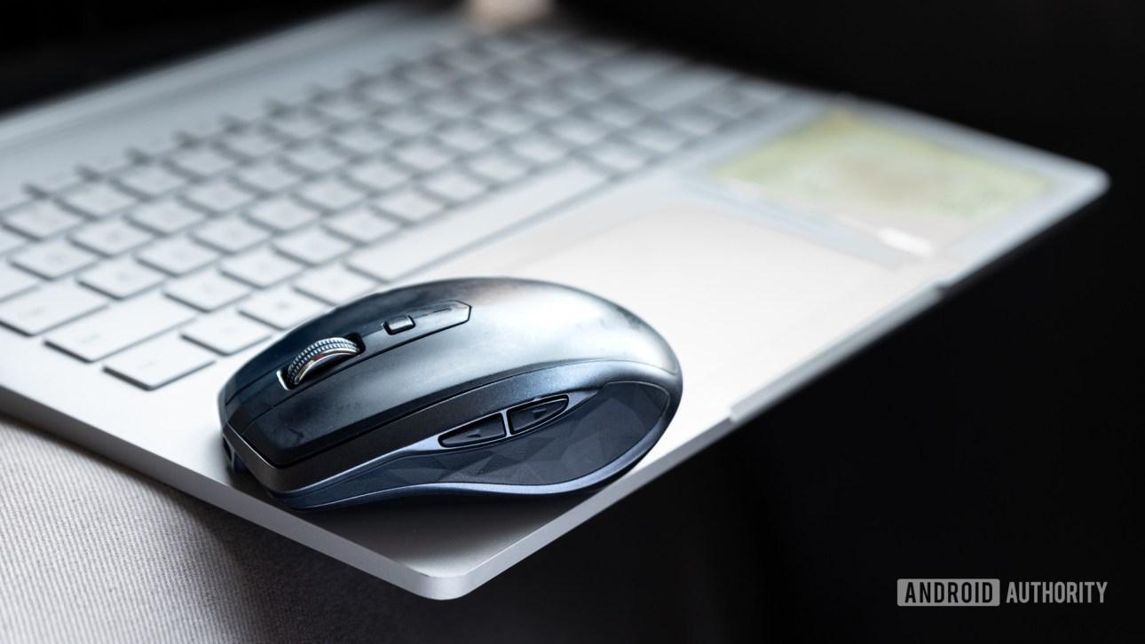Сотрудники AA выбирают Lily Katz Logitech MX Anywhere 2 Mouse 1 - скопируйте и вставьте на Chromebook