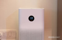 Mi Air Purifier 3 front display