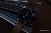Moto 360 2019 review on book watch face 4
