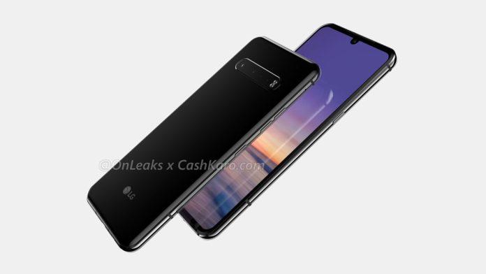 LG G9 ThinQ Leaked Renders 5