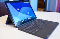 Lenovo IdeaPad Duet side profile