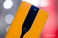 OnePlus Concept One back at angle 1