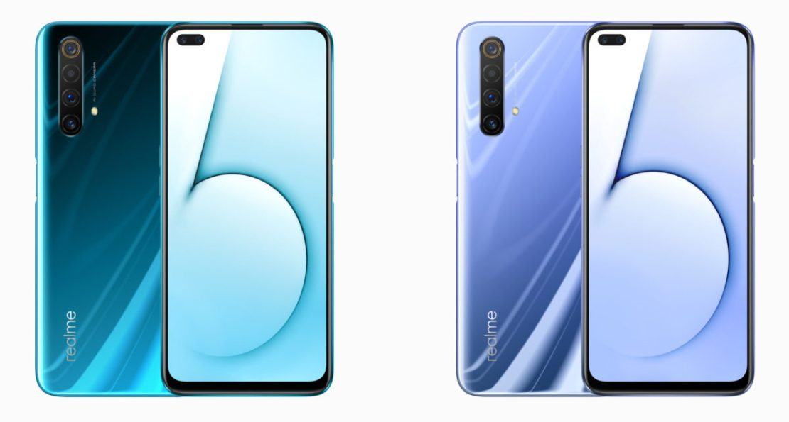 Realme X50 5G colors