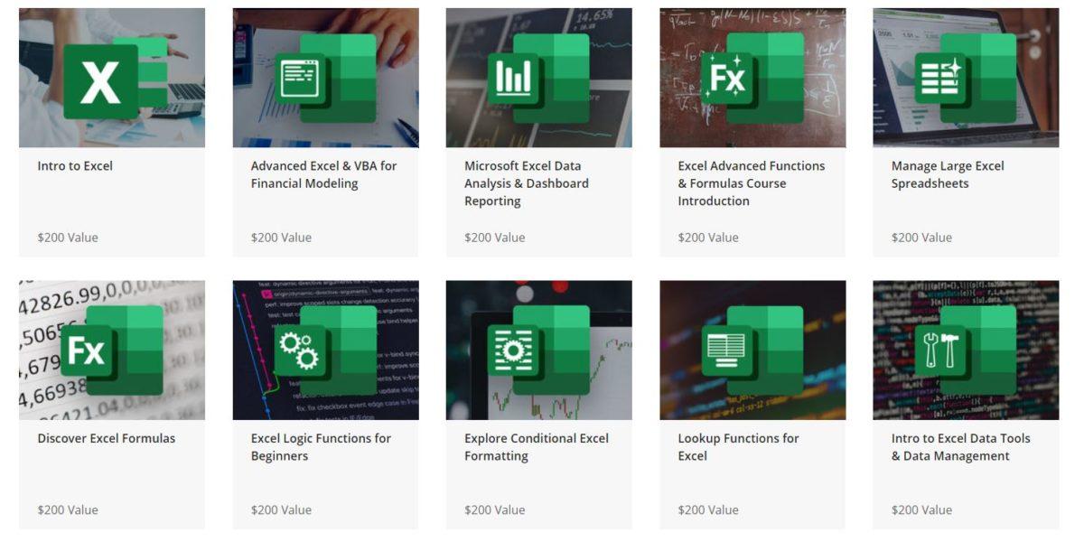 Полный набор инструментов для запуска пакета Excel