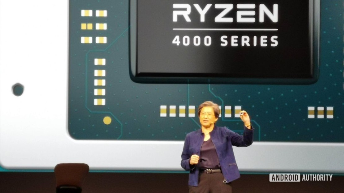 amd ryzen 7 4800u lisa su