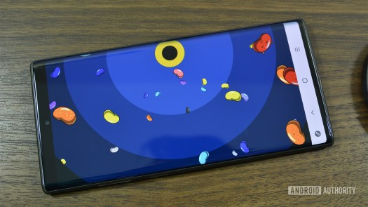 Android Jelly Bean Easter Egg 2