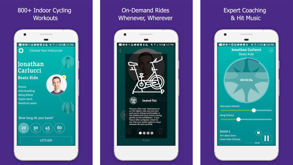 Скриншот CycleCast 2020