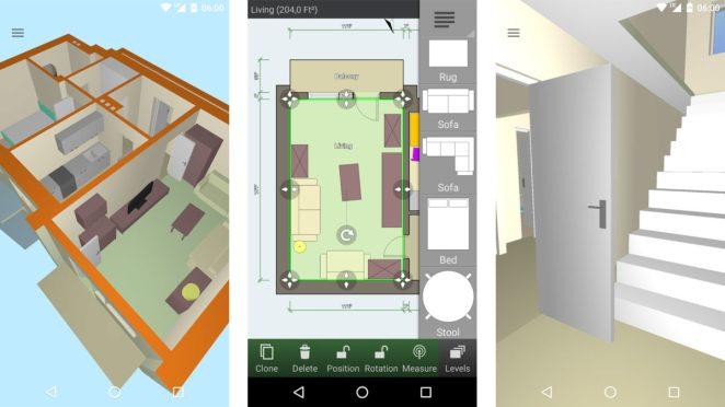 Floor Plan Creator screenshot