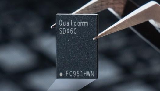 Qualcomm Snapdragon X60 chip