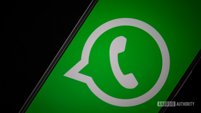 WhatsApp by Facebook stock photo 3