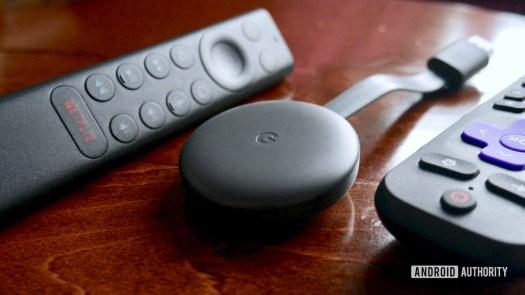 google chromecast remote