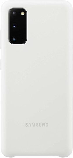 official samsung galaxy s20 case silicone back cover