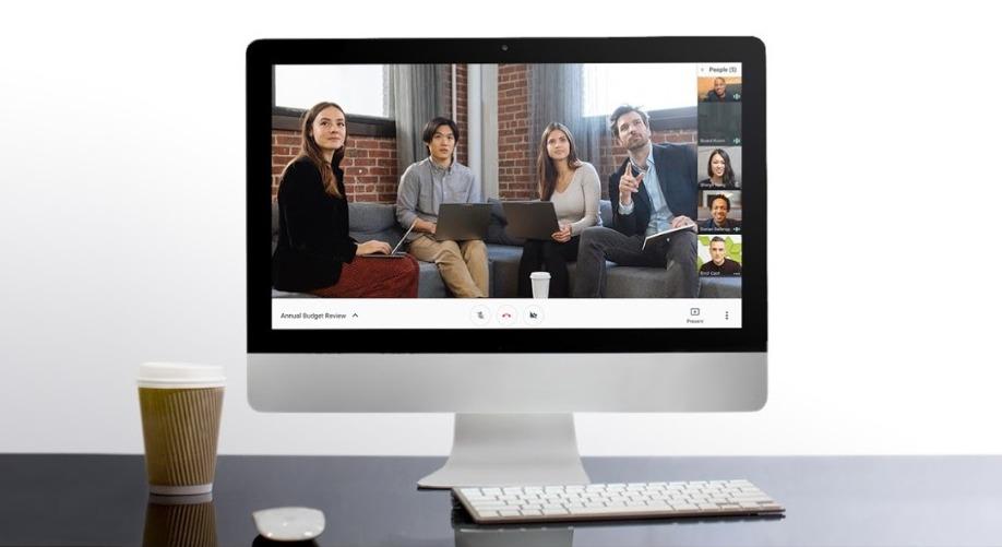 Google Hangouts Meet 1