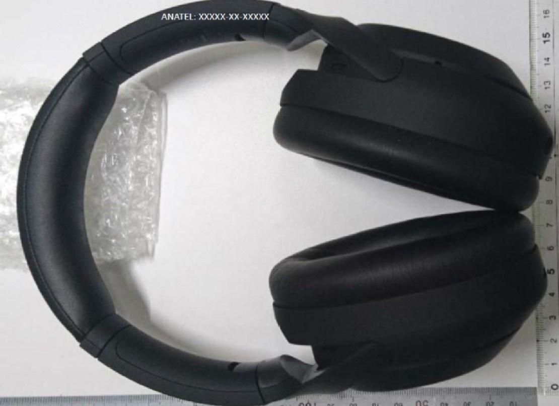 Sony WH 1000XM4 leak