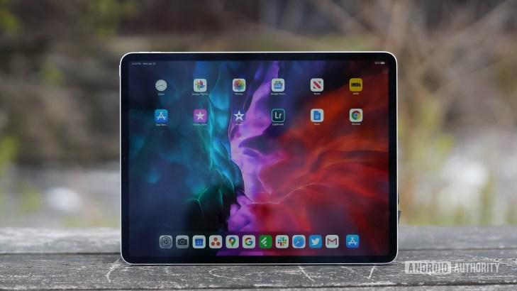 Apple iPad Pro 2020 money shot