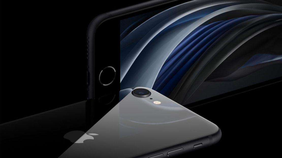 Apple iPhone SE 2020 - best phones under £500