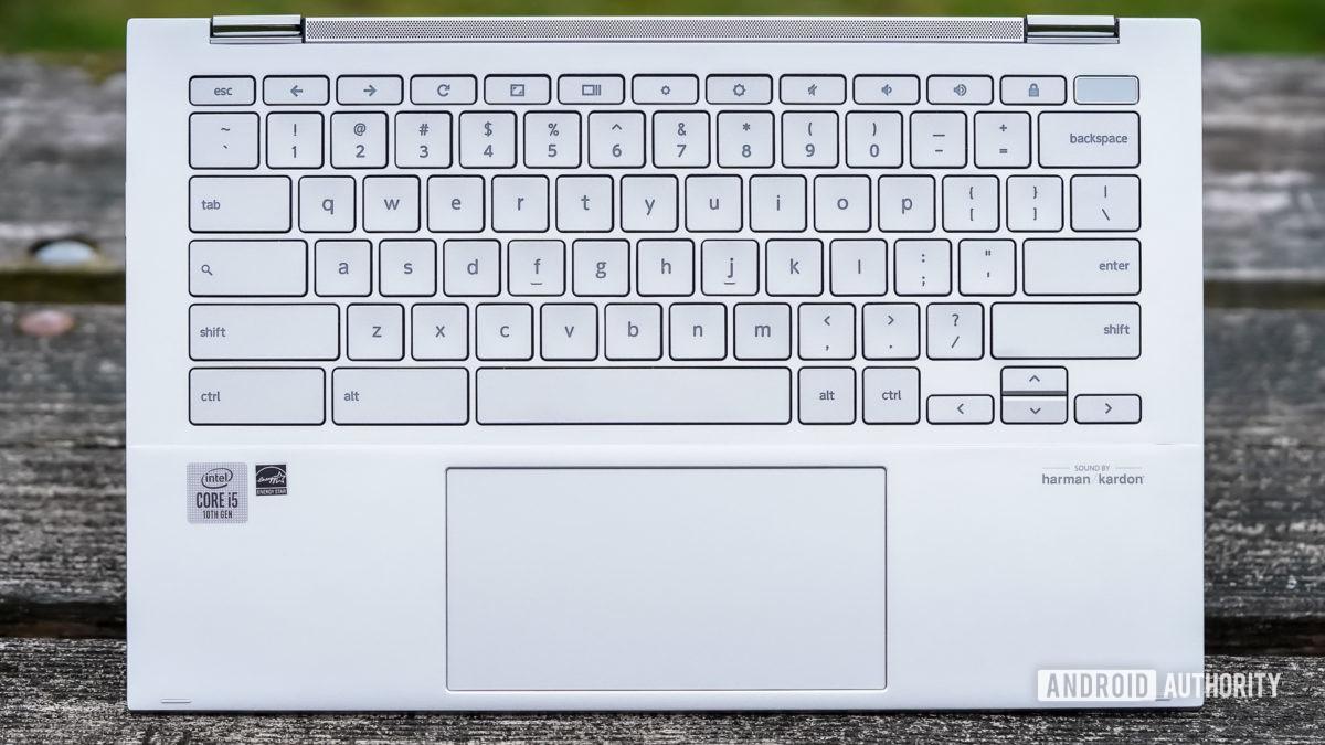 Обзор клавиатуры Asus Chromebook Flip C436