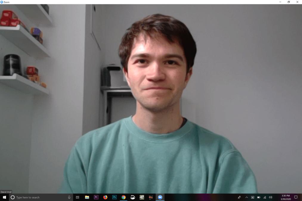 Как использовать Zoom виртуальный рабочий стол Backgound 1