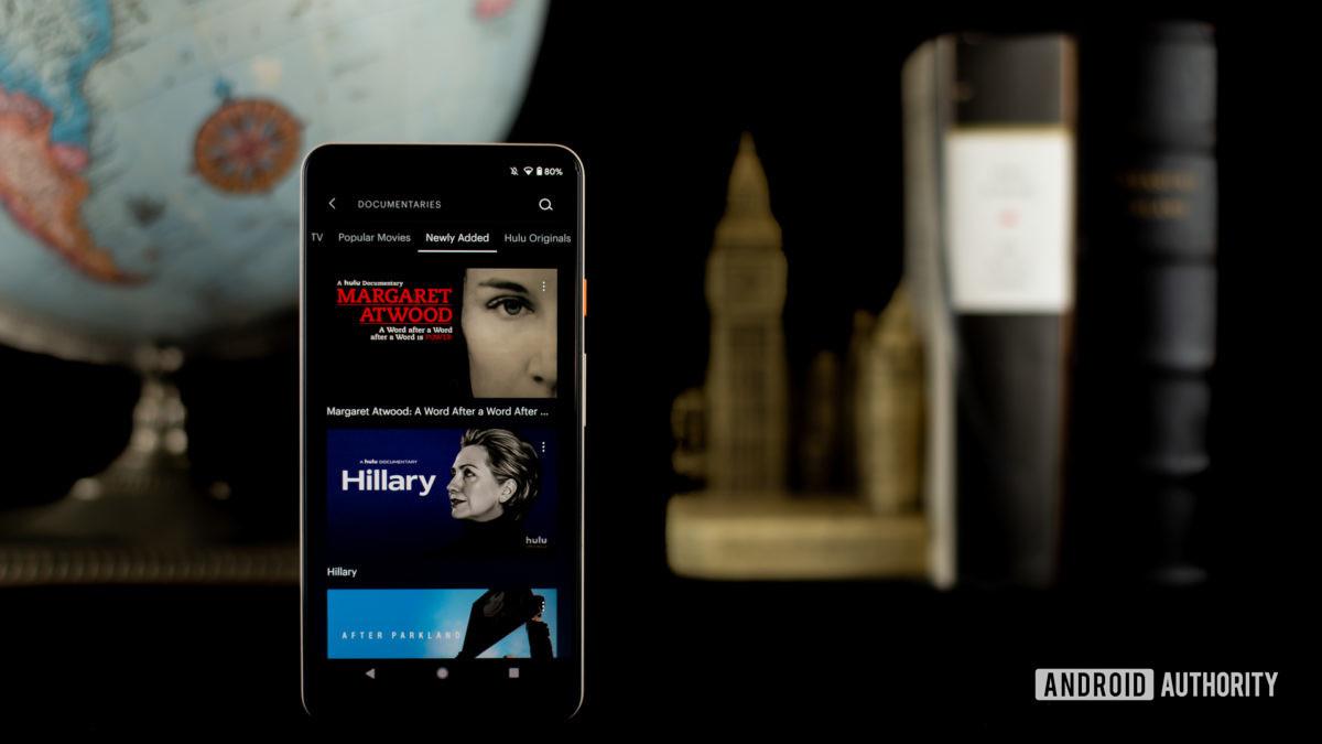 Документальные фильмы Hulu Stock Photo 1