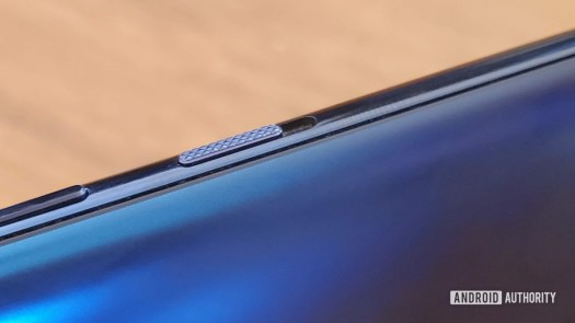 OnePlus 7 Pro Alert Slider Close Up