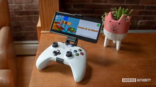 Samsung Galaxy S20 Ultra Nintendo 3DS Emulation Super Mario 3D Land