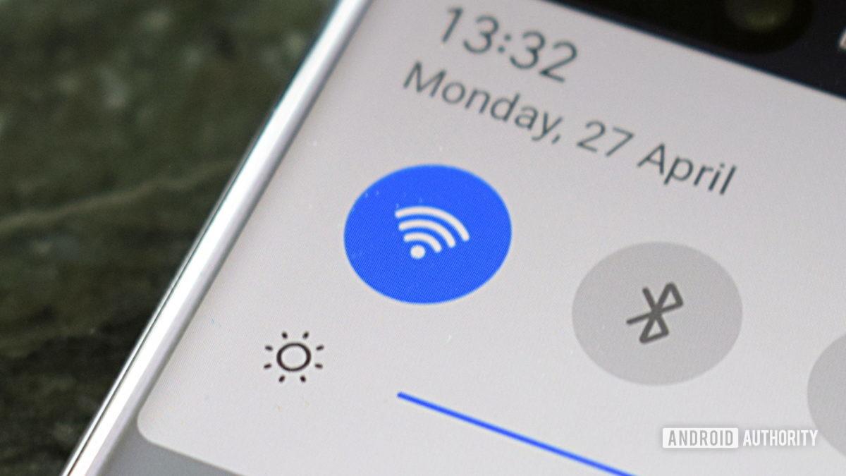 Переключатель настройки Wi-Fi