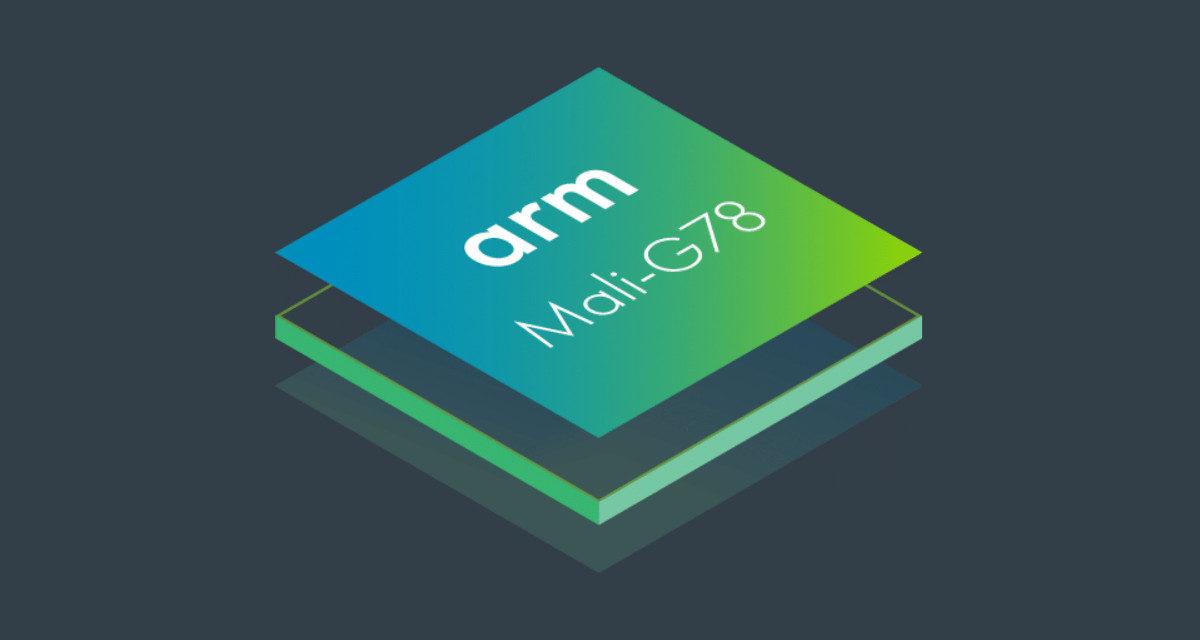 Arm Mali G78