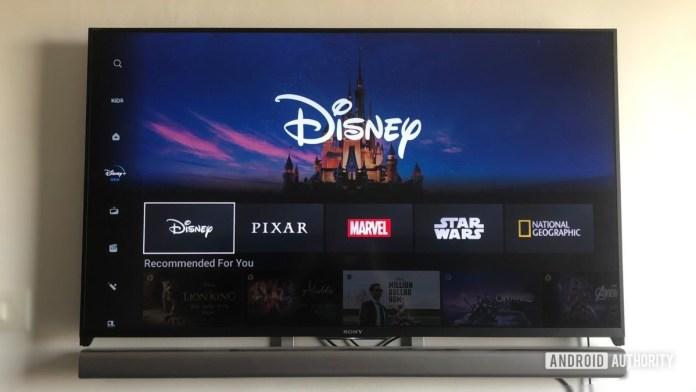 Disney Plus Hotstar On Android TV