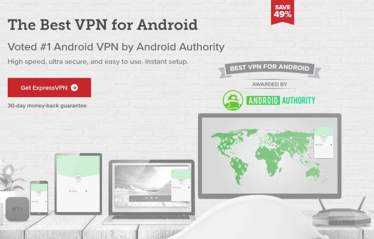 Express VPN Deals Android Authority