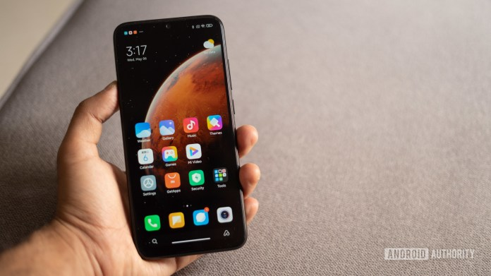 MIUI 12 new icons on home screen asiafirstnews