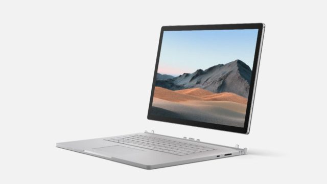 Microsoft Surface Book 3 product image