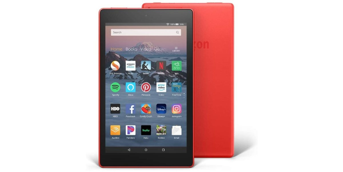 Amazon Fire 8 HD планшет