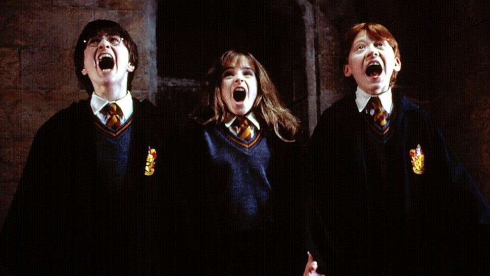 Гарри Поттер 1