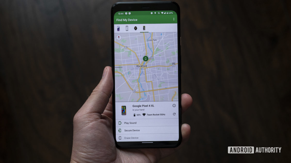 как найти потерянный телефон найти мое устройство google pixel 4 xl map map 2