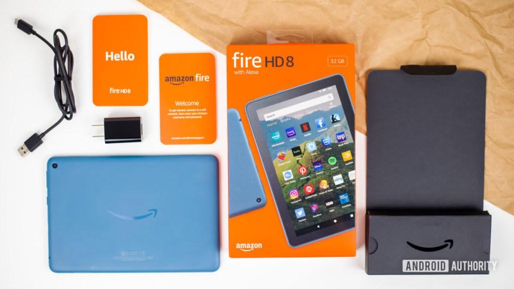 2020 Amazon Fire HD 8 обзор фотографий 3