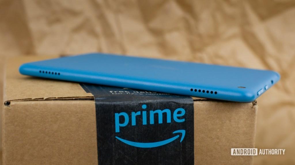 2020 Amazon Fire HD 8 обзор фотографий 8