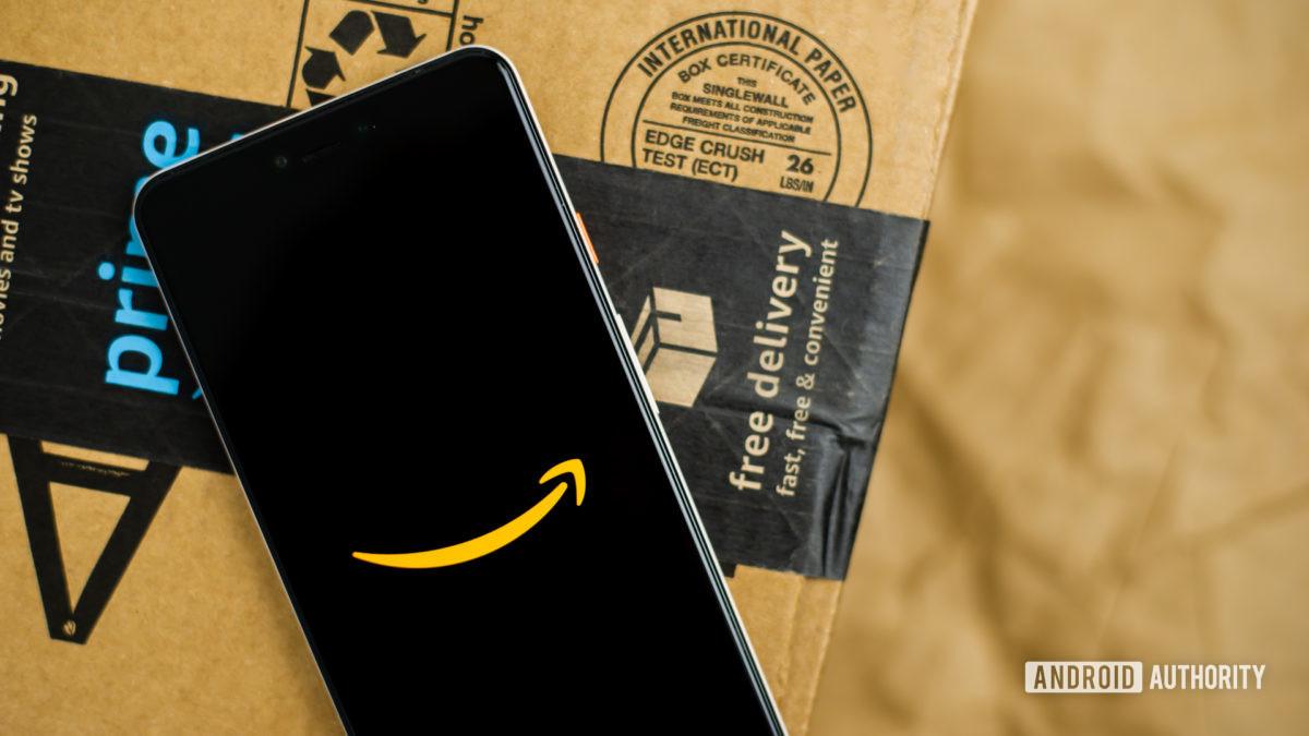 Стоковая фотография Amazon 5