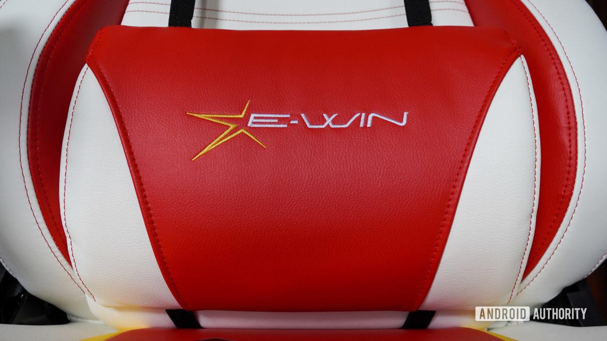 E Win Racing Hero кресло для поясничной подушки