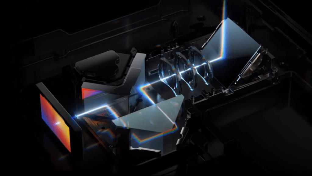 Модуль 10-кратного увеличения Huawei P40 Pro Plus