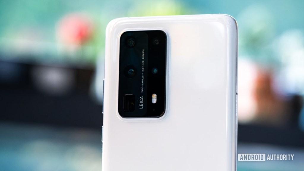 Макрос задней камеры Huawei P40 Pro Plus