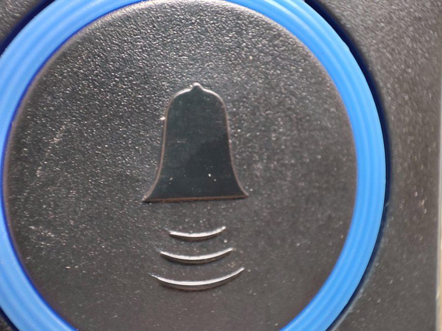 Poco F2 Pro макро-тест дверного звонка