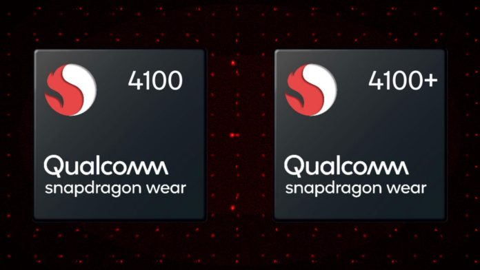 Qualcomm Wear 4100 versus Plus