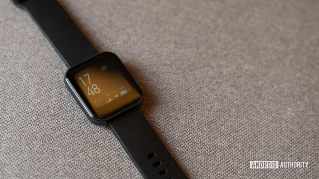 Передний дисплей Realme Watch