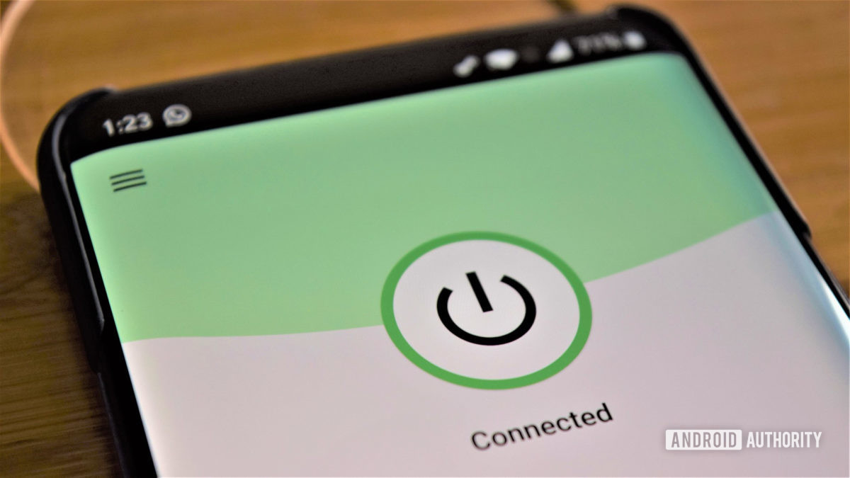 express vpn connected icon