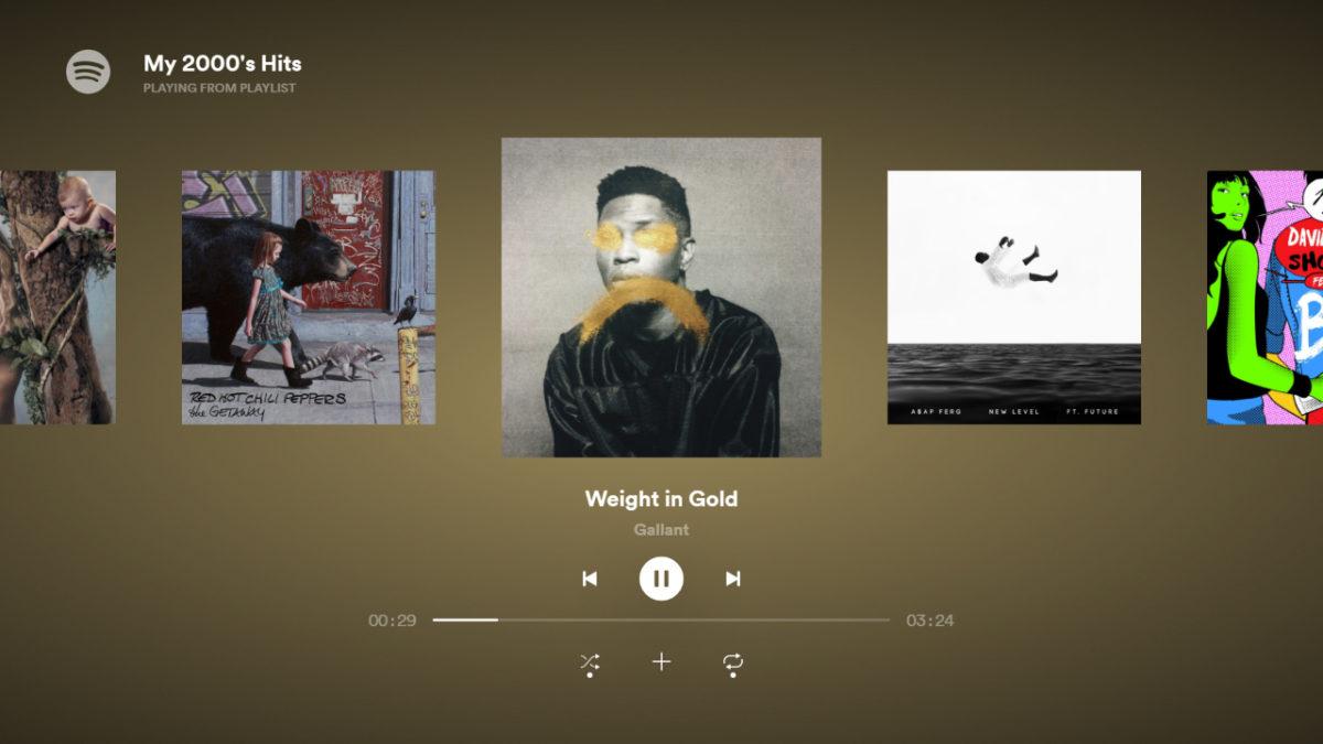 roku на Spotify 2